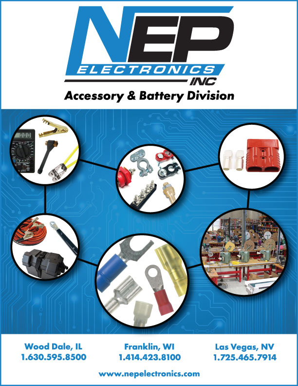 Accessory & Battery Brochure Image